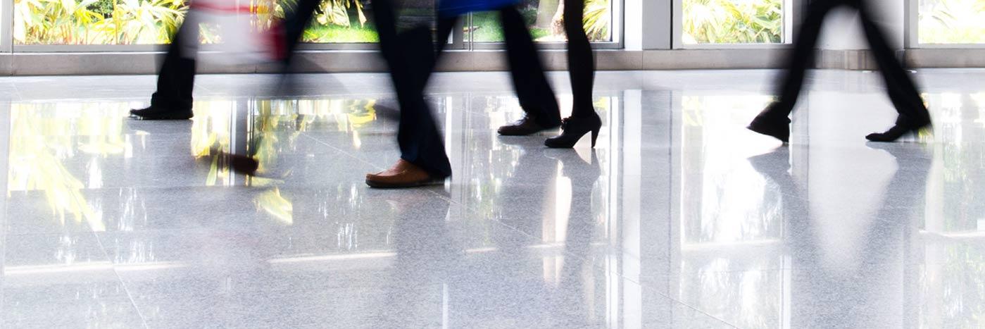 Non-Slip Flooring + Treatments