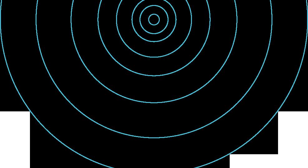 Footer Circles