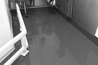 Factory Wash Bay Floor - Case Study