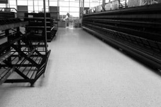 Supermarket Entrance - Case Study